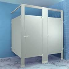 BATHROOM STALL DOOR 10
