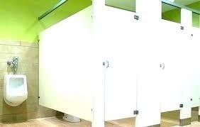 BATHROOM STALL DOOR 3