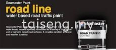 Seamaster Water Based Road Traffic Paint Paint