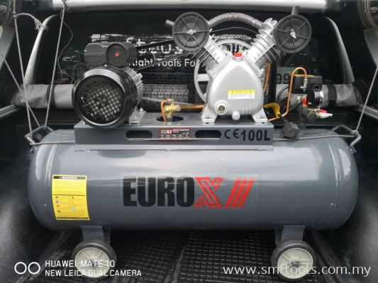 EuroPower 3HP Air Compressor EAX-7120
