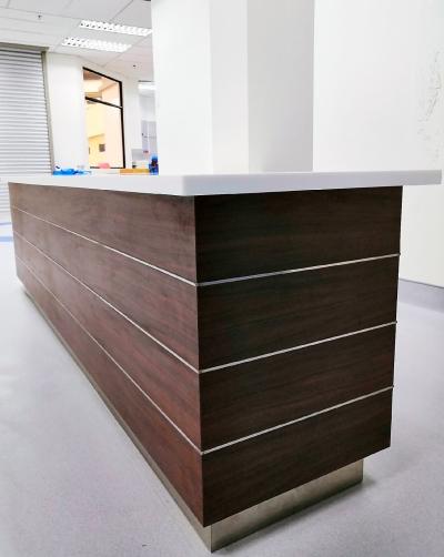 Adventist Hospital Reception Counter