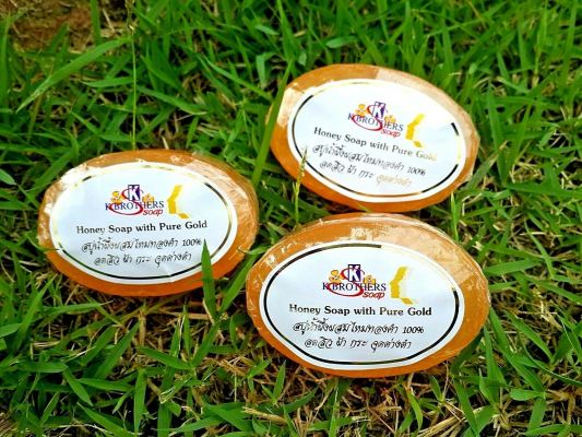 YONA FASHION HONEY SOAP