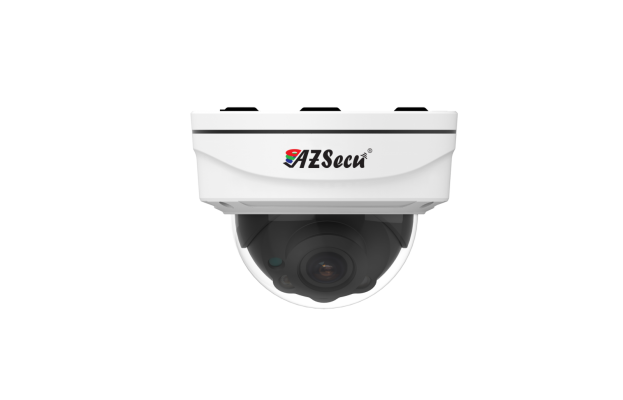 5MP STARLIGHT MOTORIZED IP DOME (AZIP572M-MDIR)