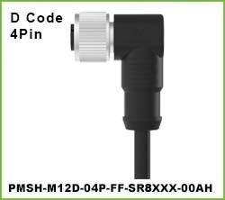 DEGSON PMSH-M12D-04P-FF-SR8XXX-00AH