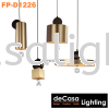 Designer Pendant light - FP-D1226 (A/B/C/D) Designer Pendant Light PENDANT LIGHT