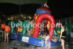 Inflatable Bouncing Game