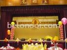 Balloon Stage Decor Printing / Decoration Balloon