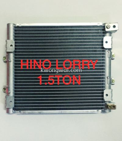 HINO LORRY 1.5 TON A/C CONDENSER 447660-8550 (AFTER MARKET)