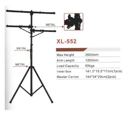XL-552 Lighting Stand
