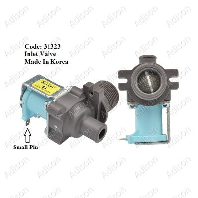 Code: 31323 Common Water Valve 90* Korea