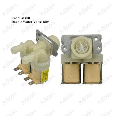 Code: 31408 Double Water Valve 180*