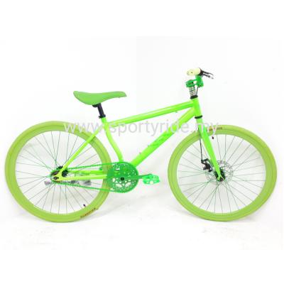 """24"""" Fixie Bike Treking 2419"""