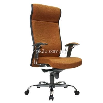 Checkers Executive Chair