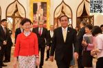 New Thai government to pursue junta's policies