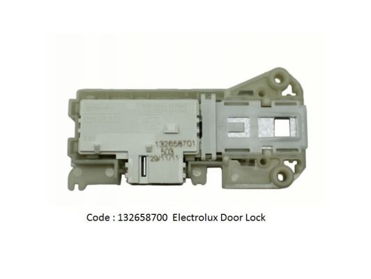 Code: 132658700 Electrolux Door Lock 3 Pin