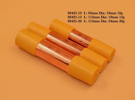 Code: 88421-20 Refrigerator Filter Dryer 20g L:115mm Dia:24mm