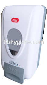 IMEC IF 1001 MANUAL FOAM SOAP DISPENSER