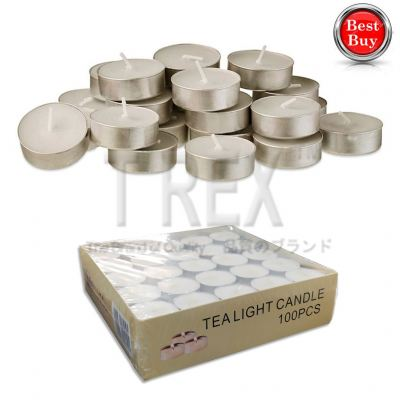 100pcs High Quality Tealight Candle