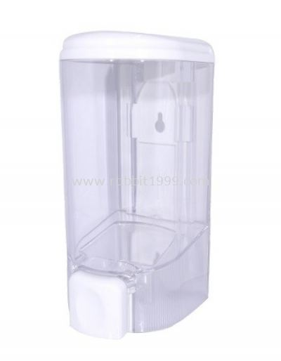 SILVER BELL HANDSOAP DISPENSER - 900ml - crystal