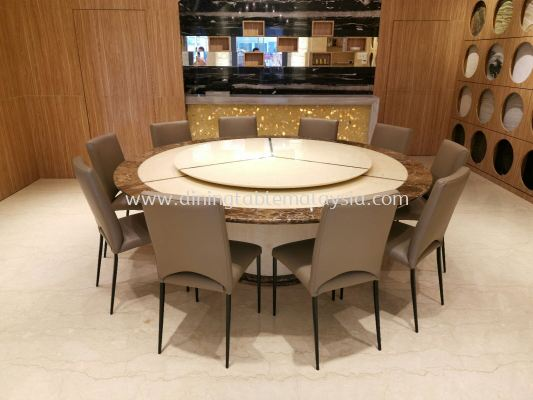 12 Seater Marble Dining Table