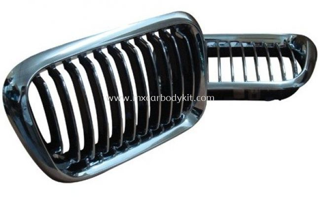 BMW 3 SERIES E36 1991 & 1997 4D FRONT GRILLE