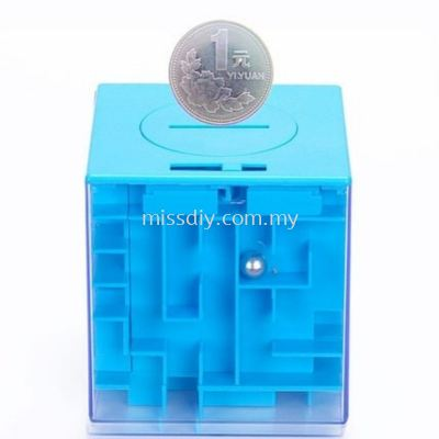 10143, maze money box