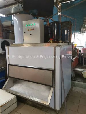 FLAKE ICE MACHINE 1.5TAN
