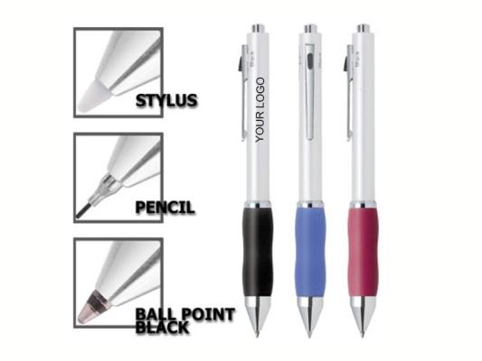 3 IN 1 - Stylus  Snuggle Pen