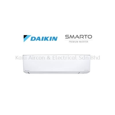 DAIKIN FTKH28A 1.0HP SMARTO INVERTER R32