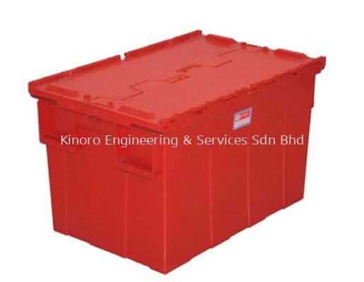 Plastic Storage Box / Plastic Security Box 5677