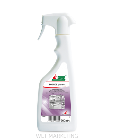 Stainless Steel Cleaner - Inoxol Protect 500ml