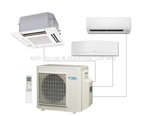 DAIKIN MULTI SPLIT INVERTER R410A