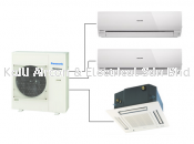 PANASONIC MULTI SPLIT INVERTER R410A