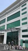 Silver Green Color Safety Film and Solar Film