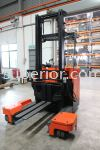 Four Directional Reach Truck Four Directional Reach Truck SHE Fully Reconditioned Forklift / Reach Truck