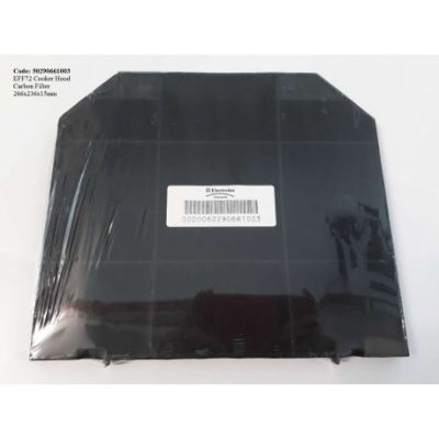 Code: 50290661003 Carbon Filter Electrolux