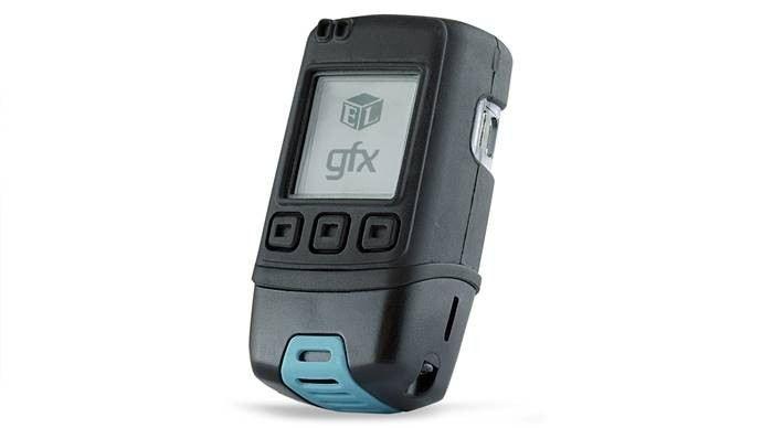 Temp & RH Logger with Screen and Audible Alarm EL-GFX-2