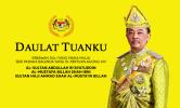 Malaysia Agong's Coronation