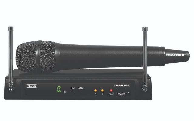S4.04-HD.TOA UHF Wireless Set. #AIASIA Connect
