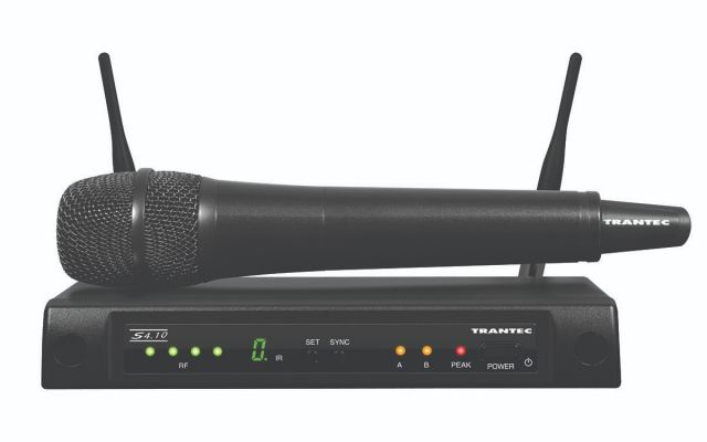 S4.10-HD.TOA UHF Wireless Set