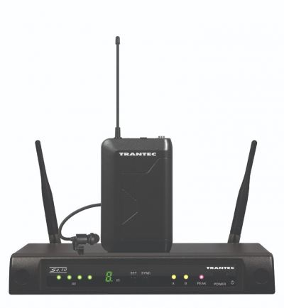 S4.10-L.TOA UHF Wireless Set. #AIASIA Connect