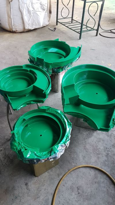 Bowl Coating - Vibratory Feeder Supply Malaysia, Indonesia, Vietnam, Singapore