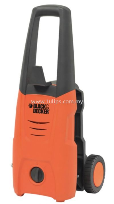 PW1500S-XD Black & Decker 1500W Water Jet High Pressure Washer