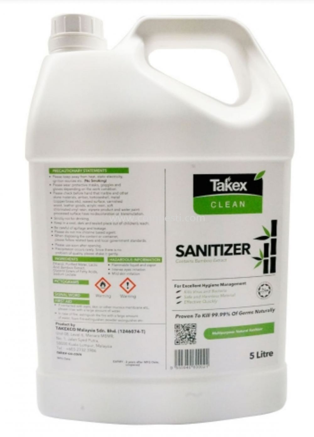 Multipurpose Natural Sanitizer Cleaning Product Selangor, Malaysia, Kuala Lumpur (KL), Puchong Supplier, Suppliers, Supply, Supplies | COMPESTI SDN BHD