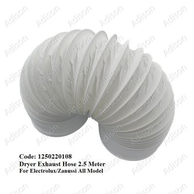Code: 1250220108 Dryer Exhaust Vent Hose