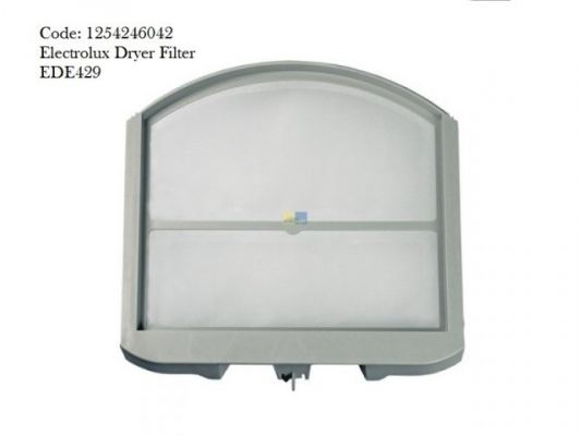 Code: 1254246042 Felt Filter Door Dryer EDE429/4213