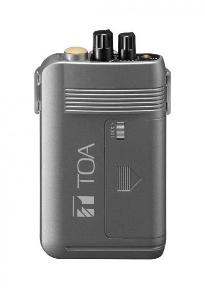 WT-5100.TOA Wireless Portable Receiver. #AIASIA Connect