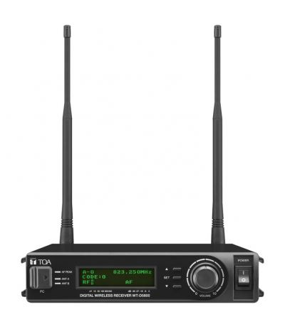 WT-D5800.TOA Digital Wireless Receiver. #AIASIA Connect