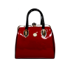 LUXURY HANDBAG ( RED ) Top Handle Bags Bags