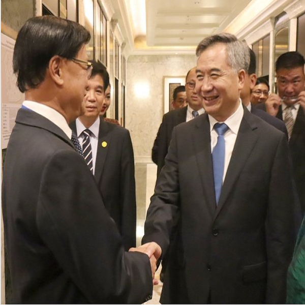 """Malaysia Chinese society and Government Support the """"One China Policy""""  M'sia News"""